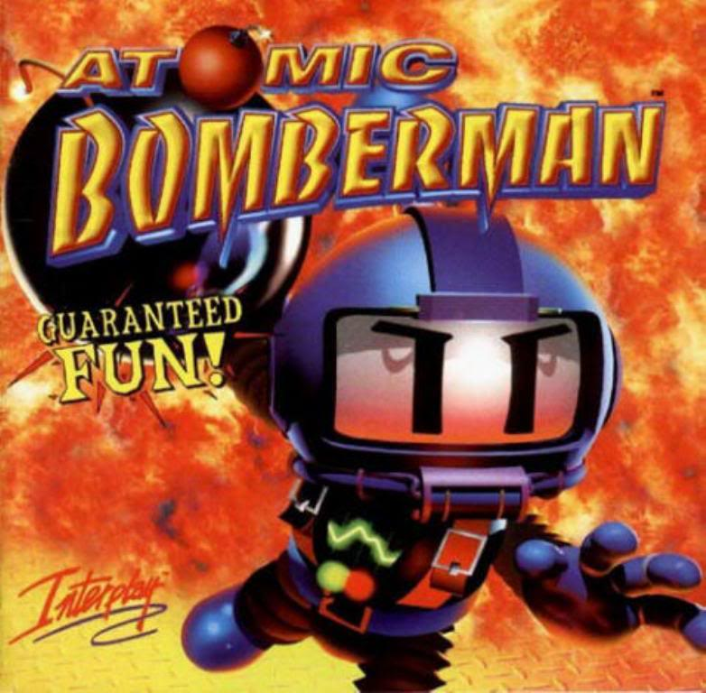 Atomic Bomberman po internetu